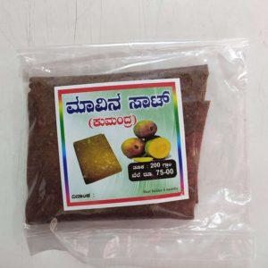 Home made Mango Jelly (Mambalam, Saat)