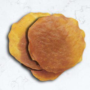 Home made potato papad, alugadde happala, batate happolu